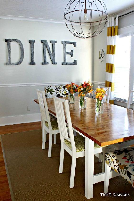 Ikea Dining Table Hack | Hometalk