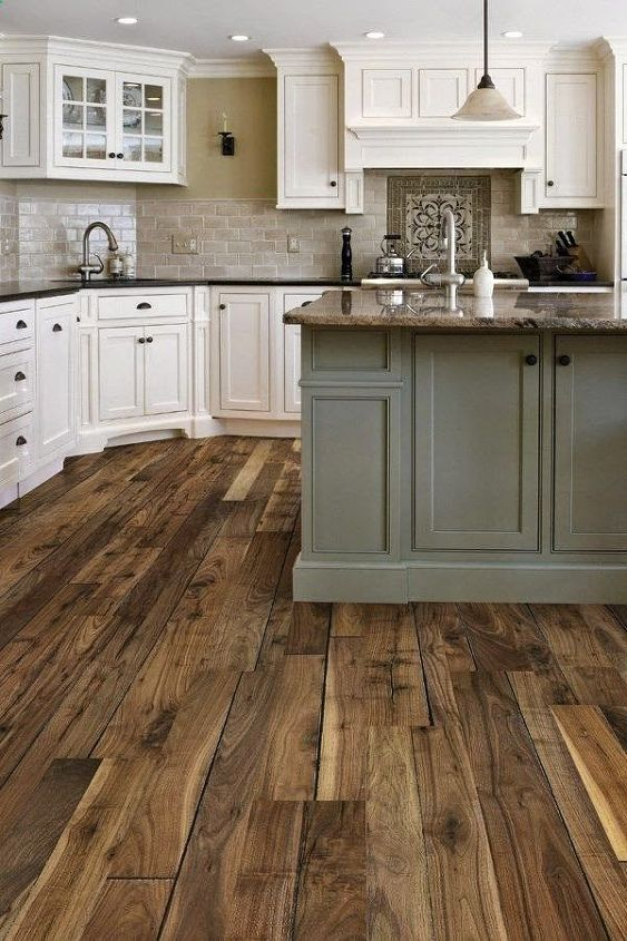 Q Vinyl Plank Wood Look Floor Versus Engineered Hardwood Flooring Floors