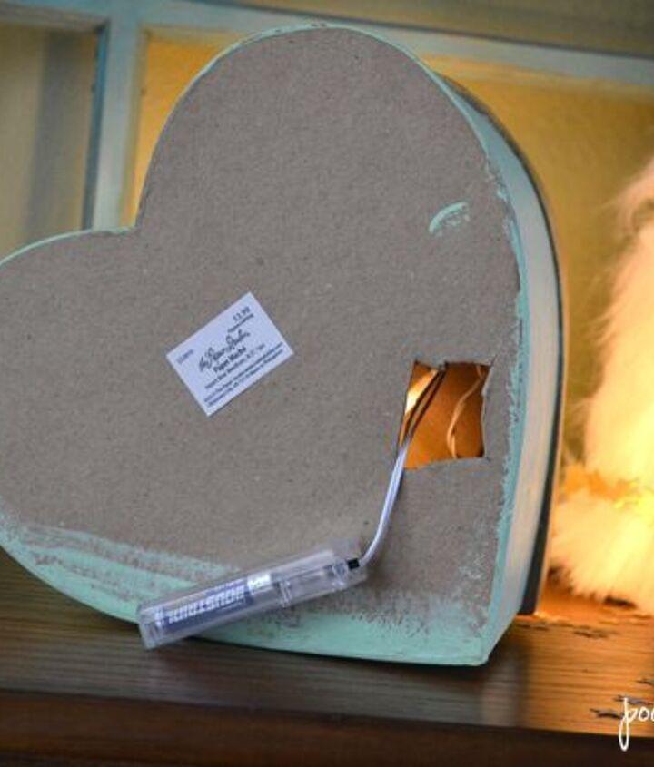 diy heart marquee light, crafts, lighting, seasonal holiday decor, valentines day ideas