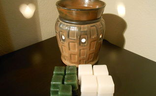 diy wax melts made by recycling old candles, crafts, repurposing upcycling