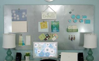 7 craft room makeover ideas for the new year, craft rooms, crafts, organizing, storage ideas
