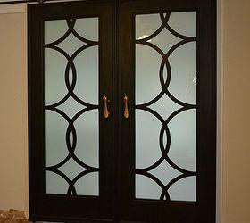 Diy Barn Door Style Doors With A Twist, Doors, The Finished Rolling Barn  Door
