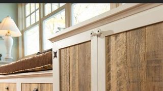 How To Build Cabinets Doors From Pallets Hometalk