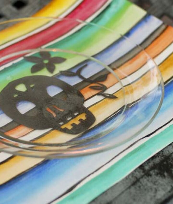 customized glass plates for any party, crafts, dining room ideas