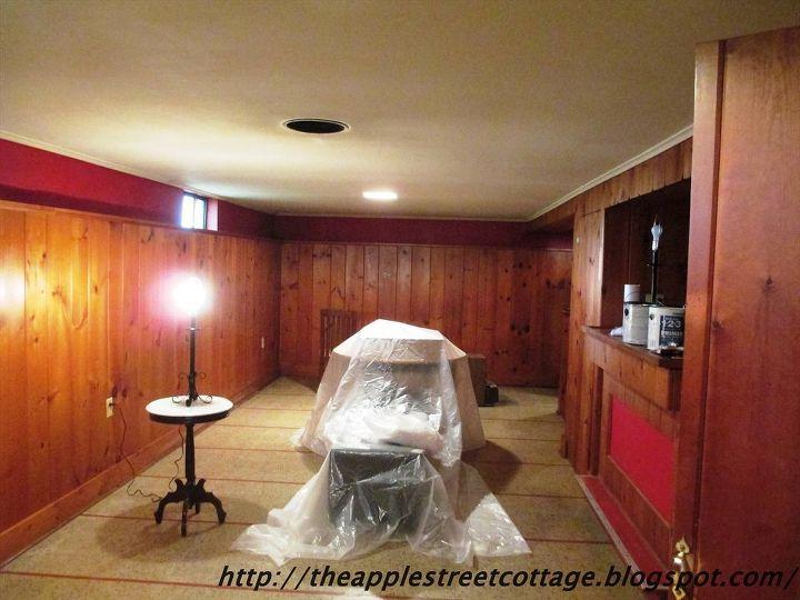 basement wall panels. Basement Wall Panels Painted In White  Ideas Painting Basement Wall Panels Painted White Hometalk