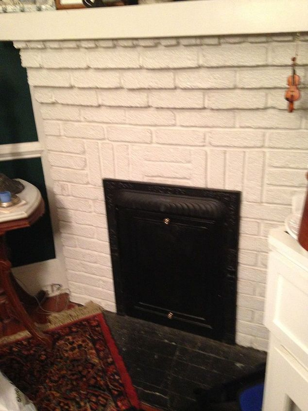q how to turn coal burning fireplace into wood stove, fireplaces mantels, home improvement, how to