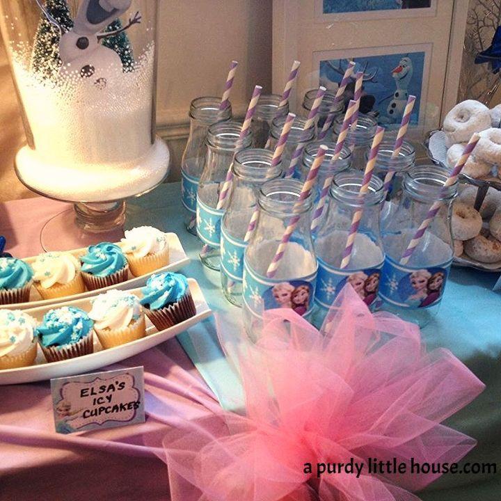 Frozen Birthday Party Decor Hometalk