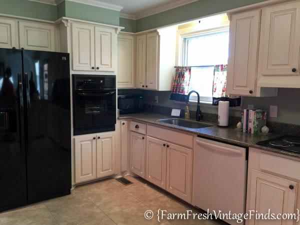kitchen cabinet refacing on a budget hometalk