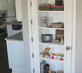 & DIY Bookshelf Door | Hometalk