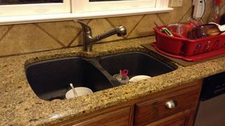 Replace Sink In Granite Countertop