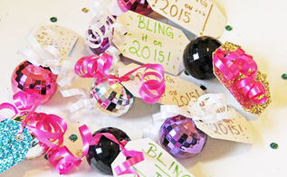 disco ball new years gifts, crafts, seasonal holiday decor