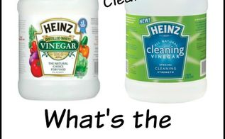 investigating cleaning vinegar for homemade cleaners, cleaning tips