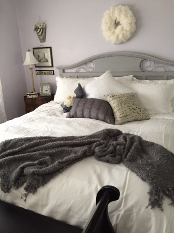 french look master bedroom makeover with annie sloan chalk paint