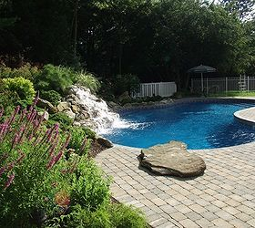 When It Comes to Landscaping Stones and Boulders Really Rock