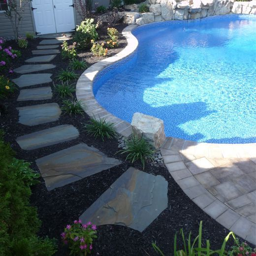 When It Comes To Landscaping Stones And Boulders Really
