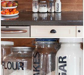 Kitchen Food Storage Ideas Part - 32: Kitchen Organization With Pantry Storage Jars, Closet, Kitchen Design,  Organizing, Storage Ideas