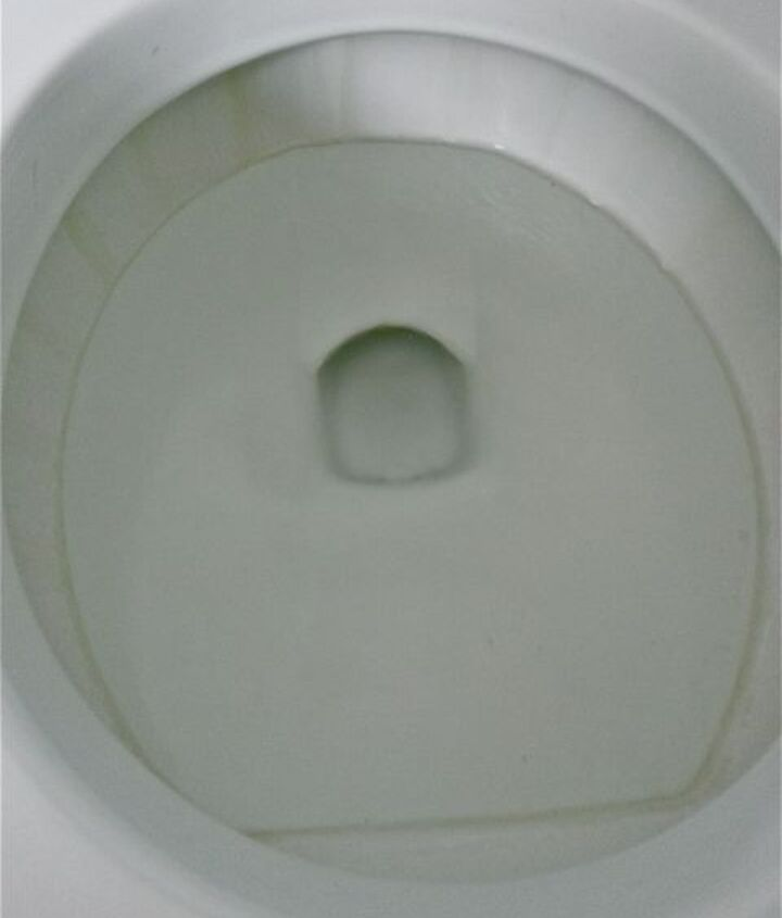 Does Your Toilet Bowl Look Like This?