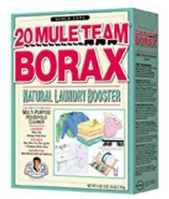You will need some Borax