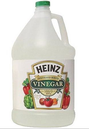 You will need some vinegar