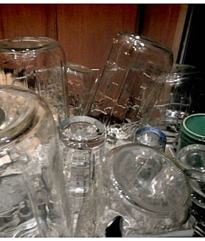 Dishes after