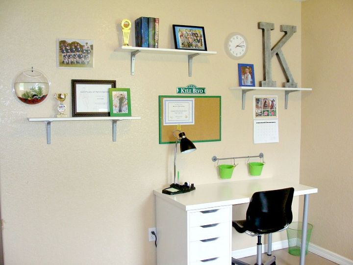 organize a tween room and get rid of clutter, bedroom ideas, home decor, organizing, storage ideas
