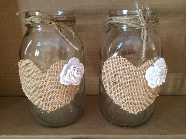 hand painted and decorated mason jars hometalk