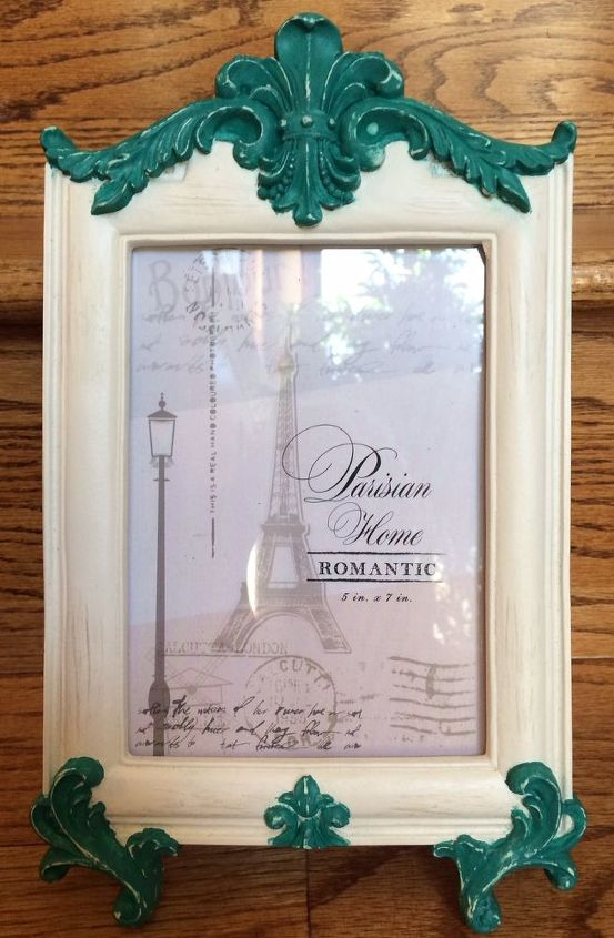 Shabby Chic Painted Frames Hometalk