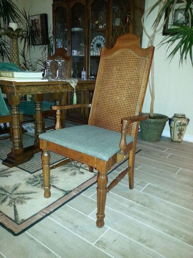 What To Rep Lace Cane Back With On Chairs Hometalk