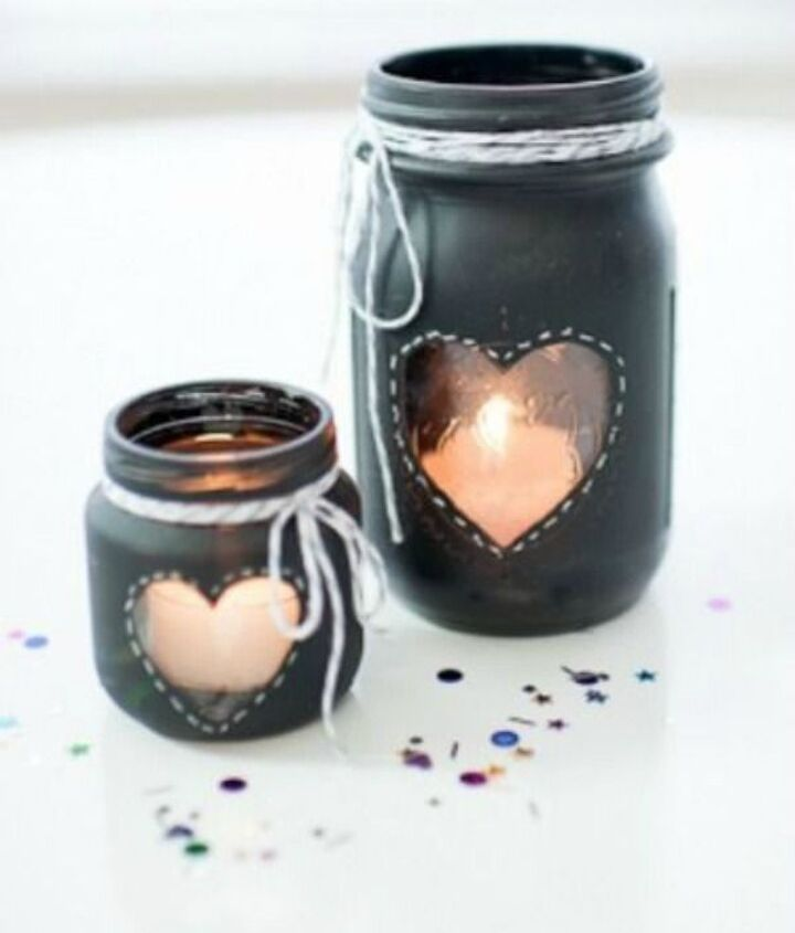 chalkboard ideas and projects, chalkboard paint, crafts, mason jars, painted furniture, painting, repurposing upcycling