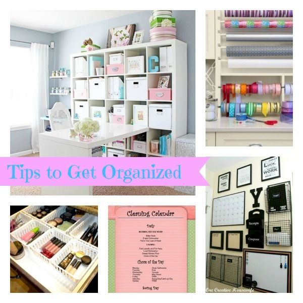 tips to get organized, cleaning tips, craft rooms, crafts, organizing, storage ideas