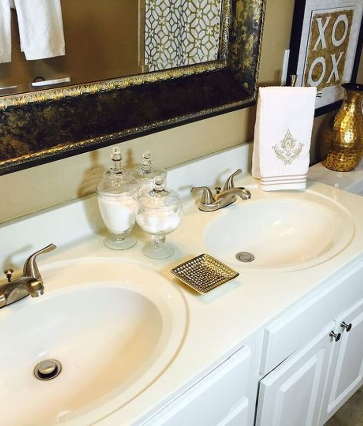 luxury guest bathroom make over, bathroom ideas