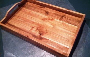 Creative Woodworking - Serving Trays
