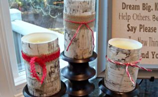giving your old melted candles a makeover, crafts, repurposing upcycling