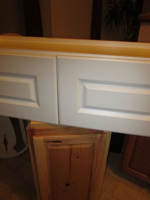 Repurposed Cabinets And Desk To Coffee Wine Bar Chalkboard Paint Crafts Painted Furniture