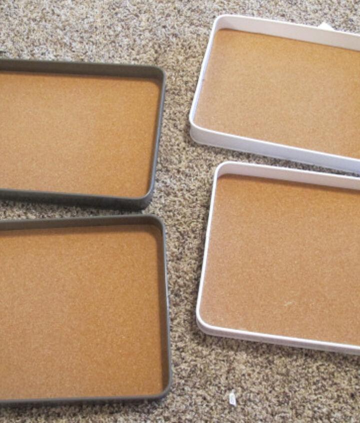 diy tray matchbox car wall organizer, organizing