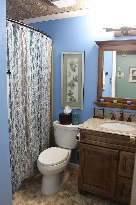 Diy Small Bathroom Renovation Ideas Home Improvement Painting
