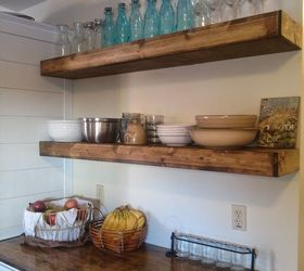 Attractive One Hometalker S Brilliant Shelving Solution For Just 20, How To, Kitchen  Design,