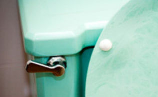 there s more than one way to clean a toilet, bathroom ideas, cleaning tips