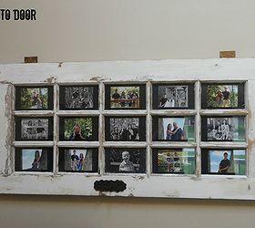 Repurposed Door To Wall Photo Art, Doors, Repurposing Upcycling, Wall Decor,  Woodworking