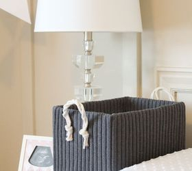 Home Decor Storage Ideas Part - 44: Cute Storage Boxes From Old Sweaters And Boxes, Diy, Home Decor, Organizing,