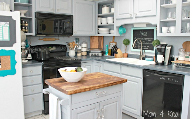 small kitchen strorage hacks, cleaning tips, kitchen design, organizing