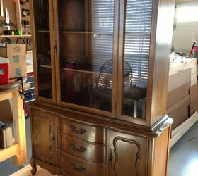 Revenge Is The Best Medicine China Cabinet Makeover, Chalk Paint, Diy,  Painted Furniture