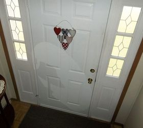 Q Insulating Sidelights Around Front Door, Doors, Home Improvement, ...