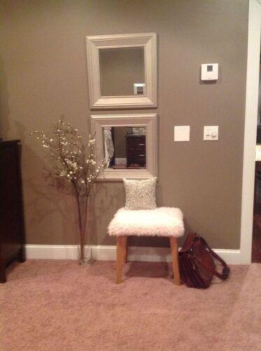 Thus far. Empty space by bedroom door   Hometalk