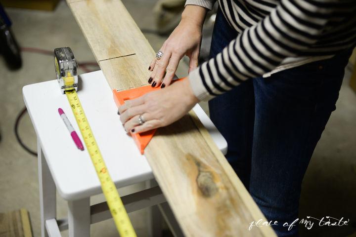 diy reclaimed wood buffet ikea hack, doors, home decor, wall decor, woodworking projects