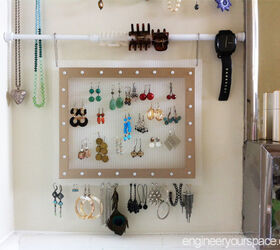 Small Bathroom Storage Using Tension Rods, Bathroom Ideas, Organizing, Small  Bathroom Ideas,