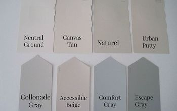 My New Favorite Paint Colors