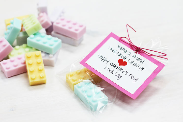 lilyshop how to with jessie jane lego soap, crafts, how to, seasonal holiday decor, valentines day ideas