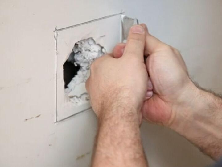 How To Repair Drywall Cracks Dents And More Hometalk
