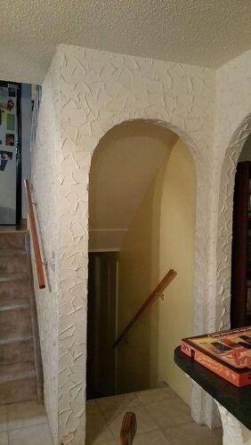 Remove textured walls? | Hometalk